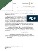 INSCRIPCION A PRUEBAS DE SECRETARIO DE ASUNTOS DOCENTE Y SEC. DE JEFATURA DE SAD.