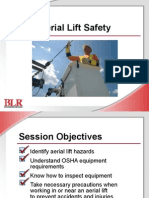 Aerial Lift Safety PowerPoint