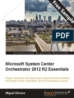 Microsoft System Center Orchestrator 2012 R2 Essentials - Sample Chapter