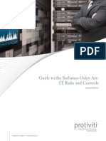 Guide to SOX IT Risks Controls Protiviti