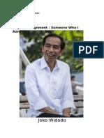 Biography Og Joko Widodo