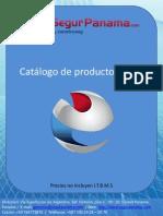 Catálogo Panamá Versión Azul