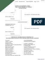 Tafas v. Dudas et al - Document No. 247