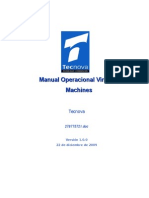 Manual Operacional Virtual Machines