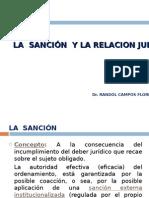 LA SANCION Y LA RELACION JURIDICA.ppt