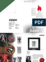 Zippo 2011 Spring Collection De