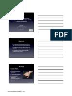 Management of 3 Common Hand Deformities in RA