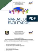 Manual Del Facilitador Pasantia de Orientacion