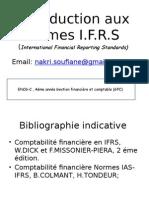 Normes IFRS - 2eme Séance