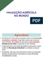 07. Produção Agrícola Mundo.2015