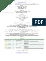 Apostila Completa Técnico de Administração e Controle Junior - Petrobrás 2010