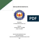 Laporan Kasus Ensefalopati Dengue