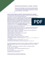 Diccionario Guarani Español