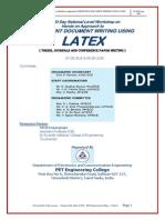 LATEX-PET