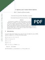 Figallo Landini I Algebras