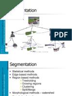 Digital Image Processing Lecture Segmentation