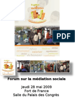 DIaporam Intervention Laurent GIRAUD (France Mediation) 280509