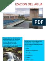 Potabilizacion Del Agua 2012