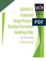 Building Information Modelling BIM 1