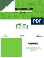 Cartilla Modernizacion
