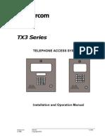 Mircom 2012 User Manual
