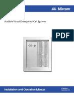 Mircom EC-000 User Manual