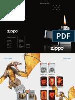 Zippo 2012 Complete Collection De