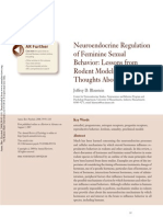 Neuroendocrine Regulation of Feminine Sexual Behavior- Lessons from Rodent Models and Thoughts About Humans.pdf