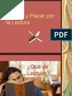 Lectura y Placer Por La Lectura