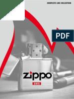 Zippo 2015 Complete Collection De