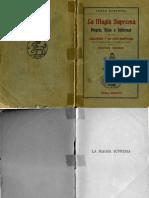 Jonas Sulfurino - Libro de La Magia Roja,