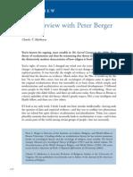 Berger Religion-Interview 06