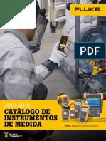 Termometros Digitales IR y Por Contacto Catalogo 2015