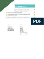 Cronograma de Estudo Para Consurso Da SESMG 2014