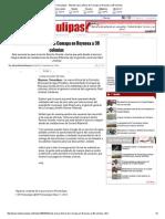 08-06-2015 Atiende Nueva Oficina de Comapa en Reynosa a 38 Colonias