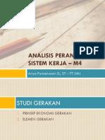 Materi APK - Studi Gerakan