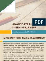 Materi Apk - 9. Mtm & Most