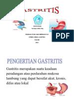 Lembar Balik Gastritis