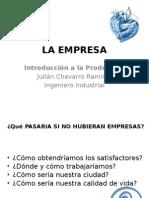 Tema 1_La Empresa