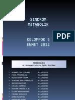 Ppt Fix Sindrom Metabolik