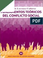 Lorenzo Cadarso, Pedro Luis - Fundamentos Teóricos Del Conflicto Social