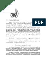 Sentencia N°935 de inadmisibilidad de la demanda de Transparencia Venezuela contra presidente BCV