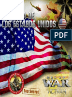 Men of War Guia Oficial Americanos