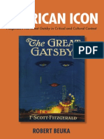Robert Beuka American Icon_ Fitzgerald's the Great Gatsby in Critical and Cultural Context