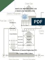 Electrostatic Precipitation %26 Electrostatic Precipitator