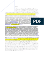 OSHA Case Study Triangle