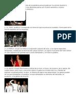 13 Signos Del Teatro Con Imagenes
