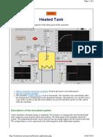 Techteach.no Simview Heated Tank Index