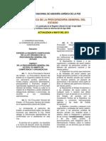 Ley Organica de La Procuraduria General Del Estado Ecuatoriano