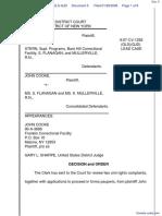 Cooke v. Flanagan et al - Document No. 5